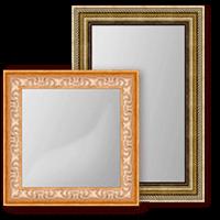 Принт Маркет пример работ зеркало