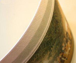 Печать на текстурной акварельной хлопковой бумаге